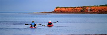 Canoing in Prince Edward Island