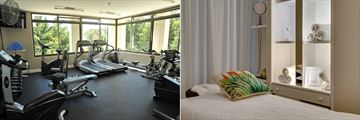 Protea Hotel Breakwater Lodge Waterfront, Fitness Room and Relax Spa Single Therapy Room