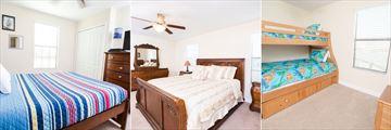 Providence Resort Homes, Bedrooms
