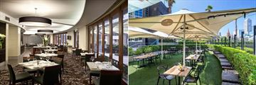 Quay West Suites Melbourne, Jarrah Restaurant and Jarrah Bar