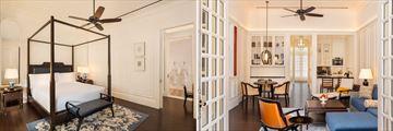 Residence Suite at Raffles Singapore