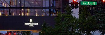 Exterior at Renaissance Nashville Hotel