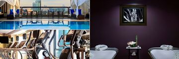 Renaissance Riverside Hotel Saigon, Swimming Pool, Renaissance Spa and Fitness Centre