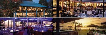 Dining at Shangri-La's Rasa Ria Resort & Spa