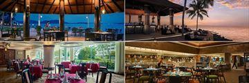 Shangri-La Tanjung Aru, restaurants
