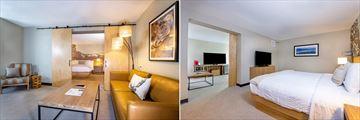 King Suite, Ridgeline Hotel Estes Park