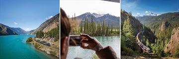 Rocky Mountaineer scenery