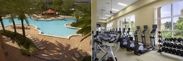 Pool and Fitness Centre at Rosen Centre