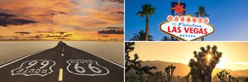 Route 66, Las Vegas & The Mojave Desert