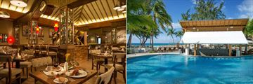 Butch's Chophouse and Swim-Up Bar at Sandals Barbados
