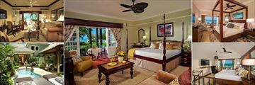 Sandals Negril Beach Resort & Spa, Accommodation