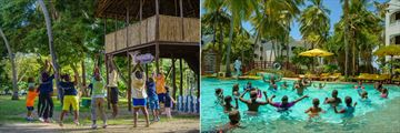 Ozone Kids' Club Treehouse and Pool at Sarova Whitesands Beach Resort & Spa