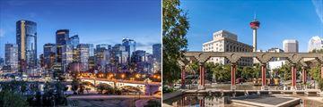 Calgary City, Alberta