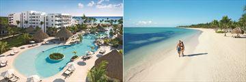 Secrets Cap Cana Resort & Spa, Aerial View of Resort, Pool and Beach