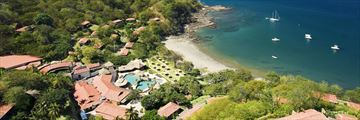 Aerial View of Secrets Papagayo