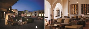 Shangri-La Barr Al Jissah Resort & Spa Al Waha, Omani Heritage Village and Lobby Lounge