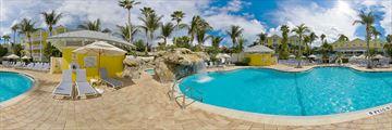 Main Pool at Sheraton Suites Key West