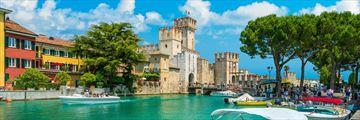 Sirmione town, Lake Garda