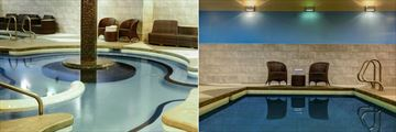 Solara Resort & Spa, Large Hot Tub and Indoor Pool