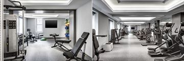 Fitness Centre at The St Regis New York