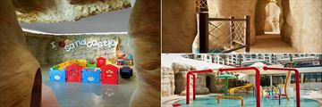 Kids' Facilities at St. Regis Saadiyat Island