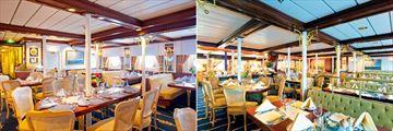Star Clipper dining room