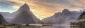 Milford Sound at Twilight, South Island