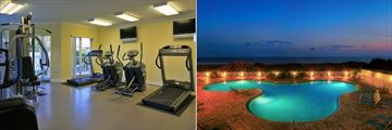 Sunset Vistas, Fitness Centre and Pool