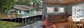 Telegraph Cove, Cabin 19
