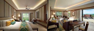 Shangri-La's Rasa Sayang Resort, Terrace Suite