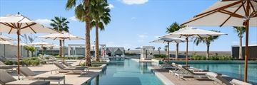 The main pool at The Address Beach Resort