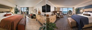 Oceanfront Groundfloor Suite and Panoramic Suite, The Cliffs Hotel and Spa