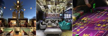 The Cosmopolitan of Las Vegas, Marquee Day Club, High Limit Table Games Lounge and Casino