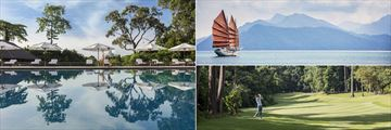 Main Pool, Sailing and Golf at The Datai Langkawi