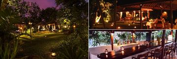 The Jahe Restaurant at The Pavilions, Bali
