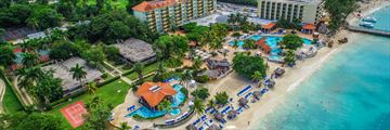 The Jewel Dunn's River Resort, Aerial View of Resort and Beach