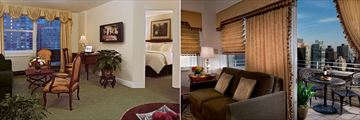 The Kimberly Boutique Suite Hotel, Luxury Suite