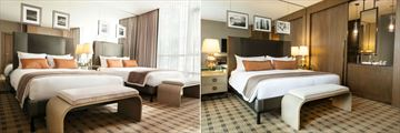 The Loden Hotel, Signature Queen Room and Signature King Room