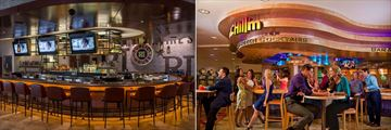 Robert Irvine's Public House and Chill'm at The New Tropicana Las Vegas