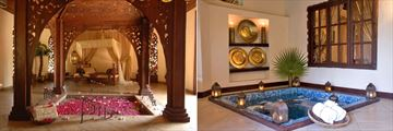 The Palms, Sanctuary Spa Sultan Bath and Private Plunge Pool