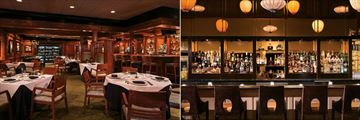 The Resort at Longboat Key Club, Tavern & Whiskey Bar and Sands Pointe Restaurant and Bar