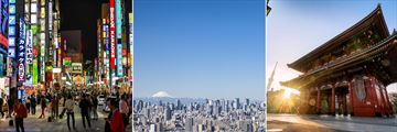 Tokyo Cityscapes