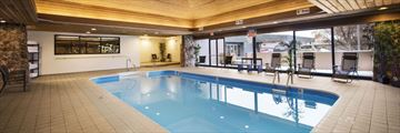 The Thompson Hotel, Kamloops, Indoor Pool