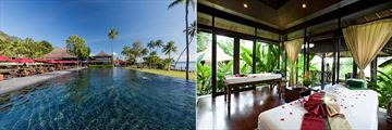 The Vijitt Resort, Phuket, Pool and Spa