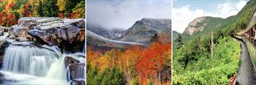 The White Mountains, New Hampshire