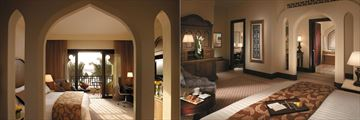Luxury rooms at Shangri-La La Qaryat Al Beri