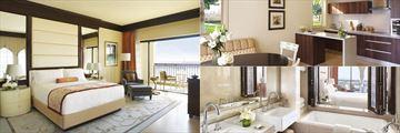 Luxury accommodation at The Ritz Carlton Abu Dhabi