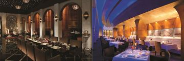 Dining at Shangri La Al Husn