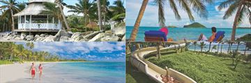 Romance at Coconut Bay Beach Resort