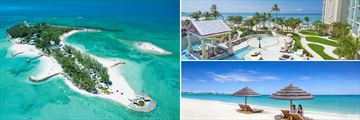 Scenery & Facilities of Sandals Royal Bahamian